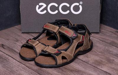 Мужские кожаные сандалии Ecco Active Drive