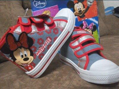 Сникерсы Minnie Mouse