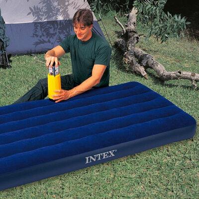 Надувной матрас одноместный Intex 64757, 99x191x25 см
