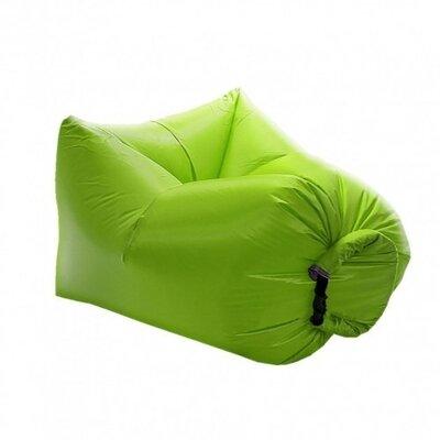 Надувное кресло-лежак Reswing Ламзак Armchair Lamzac Standart Салатовый