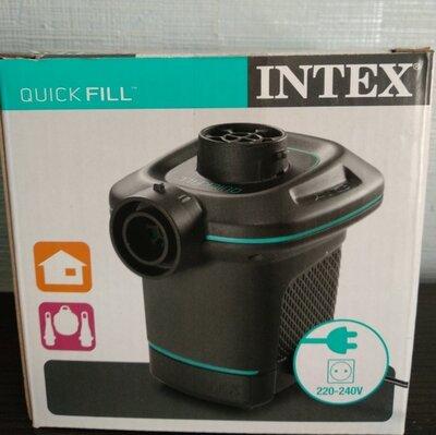 Продано: Intex Насос 66640 электрический 220-240 V