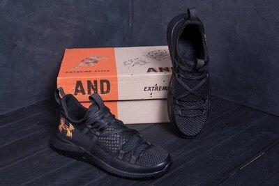 летние кроссовки сетка Under Armour, 40-45 размер, кожа натуральная, новинка, тренд 2021