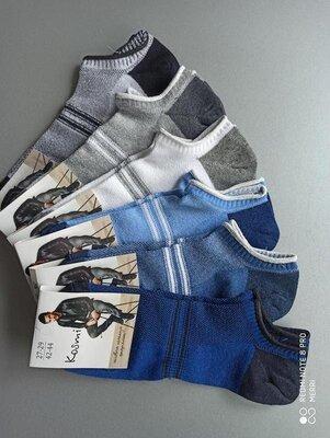 Носки укорочені літні р 42-44