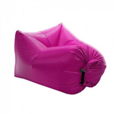 Надувное кресло-лежак Reswing Ламзак Armchair Lamzac Standart Фиолетовый