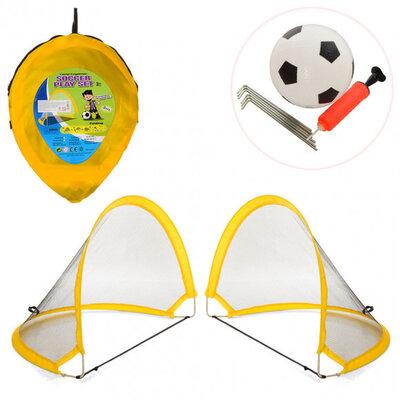 Игровой набор футбол MR 0109 Ворота, мяч, насос