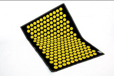 Коврик массажно-акупунктурный AIR Желтые фишки MS-127