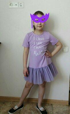 Продано: Платье для девочки подростка