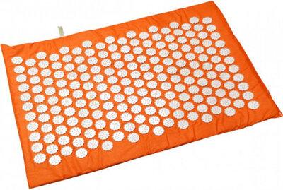Коврик массажно-акупунктурный RELAX Mini 55 х 40 см Оранжевый MS-1251-3