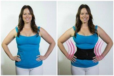 Пояс для похудения, поддержания поясницы, фитнеса miss belt