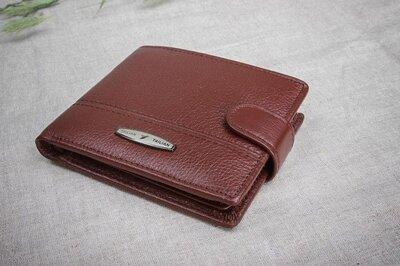 Мужской кошелёк Tailian 12H09 из натуральной кожи