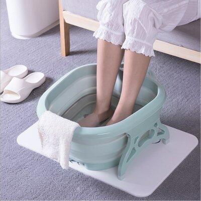 спа-ванночка для ног с массажными роликами