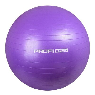 Мяч для фитнеса фитбол Profit 65 см, purple
