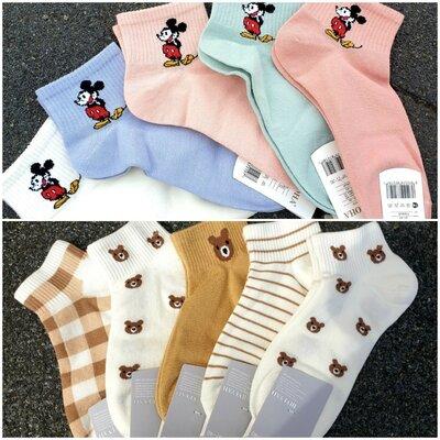 Продано: Женские носки, жіночі шкарпетки. 36-40р. Демисезон.