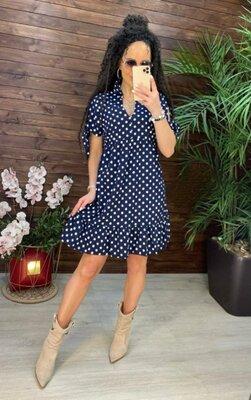 Модное женское платье. Разные расцветки