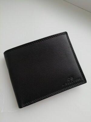 Продано: Шкіряий фірмовий італійський чоловічий гаманець Vera Pelle