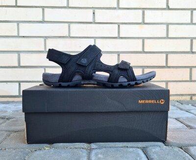Мужские сандалии Merrell Sandspur Lee Backstrap оригинал. Натуральная кожа. 41-46