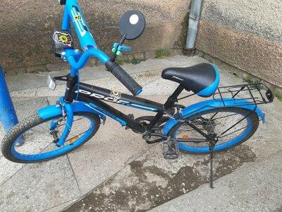 Продано: Велосипед