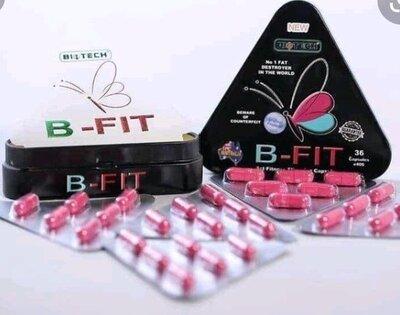 Продано: Капсулы с усиленным составом для очищения и похудения B-Fit Би Фит