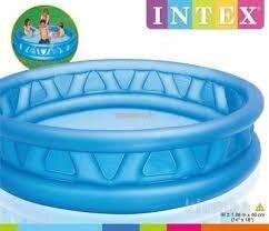 Детский надувной бассейн Intex 58431 размер 188х46 см, басейн