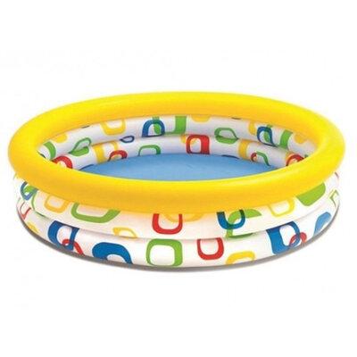 Детский надувной бассейн Intex 58439 с надувным дном