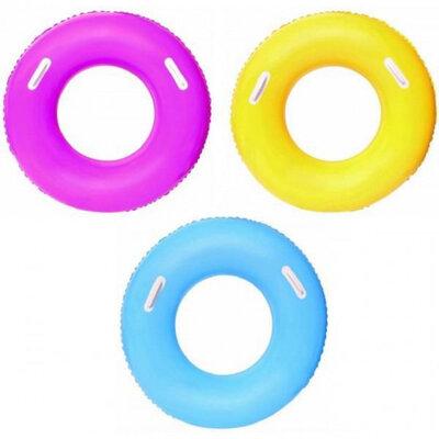 Детский надувной круг BestWay 36084 флуоресцентный
