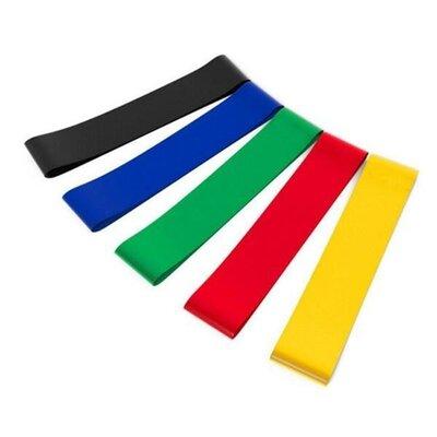 Резинки мини-петли для фитнеса, набор в чехле