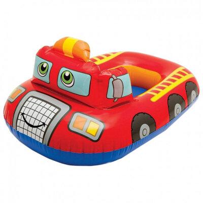 Детский надувной плотик Intex 59586 пожарная машина