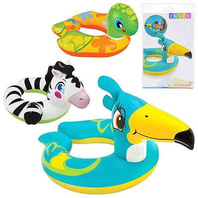 Детский надувной круг для плавания Intex 59220 в ассортименте