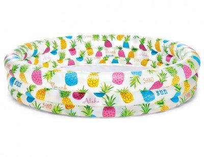 Детский надувной бассейн Ананас Intex 59431