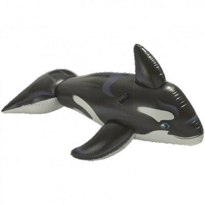 Детский надувной плотик Касатка Intex 58561 с ручками