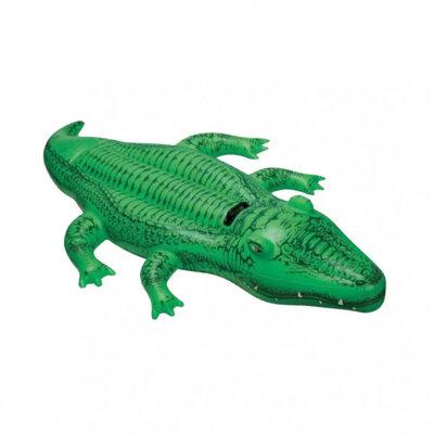 Детский надувной плотик Intex 58562 Крокодил