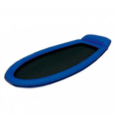 Матрас надувной с сетчатым дном Intex 58836 синий
