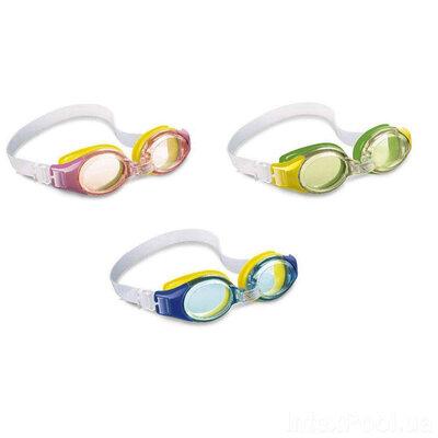Детские очки для плавания в ассортименте Intex 55601t