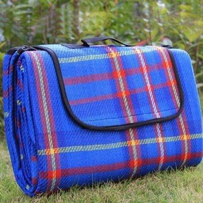 Плед для пикника Sheng Yuan green,blue,green, Плед, коврик, подстилка