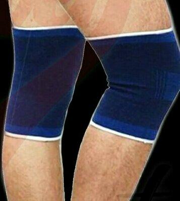 Эластичный бандаж стяжка локоть колено 047
