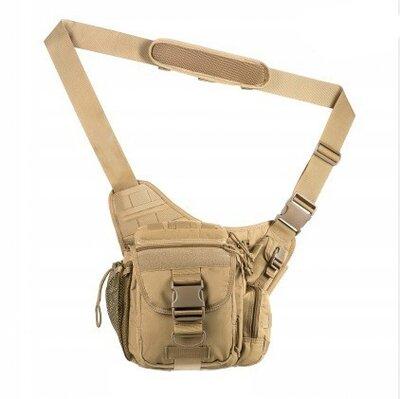 Тактична сумка-кобура EDC Jumbo через плече