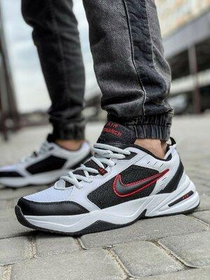 Кроссовки мужские Nike Air Monarch, белые