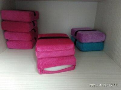 Продано: Подушка для растяжки, гимнастики, стретчинга