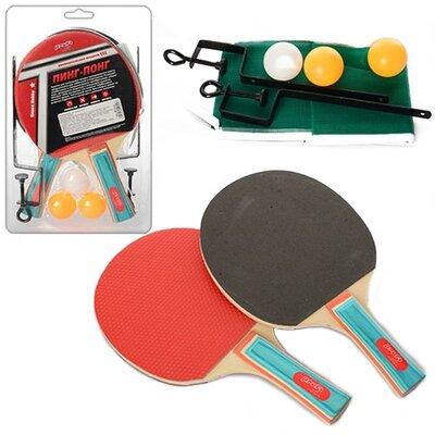 Набор для настольного тенниса Profi MS 0220 Сетка, ракетки, мячики