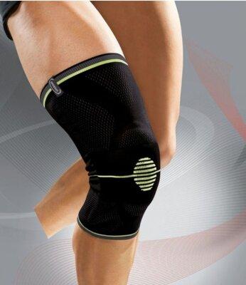 Продано: Стабилизирующая повязка бандаж для коленного сустава Sensiplast. Унисекс.
