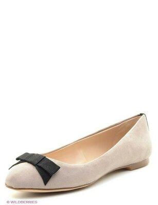 Туфли балетки Mango