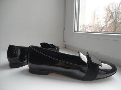 раз.36.Нарядные туфли от слиперы H&M