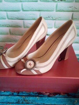 Туфли женские кожаные Botto, новые, 35 размер, 350 грн.