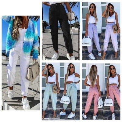 Женские стрейчевые джинсы 6цветов