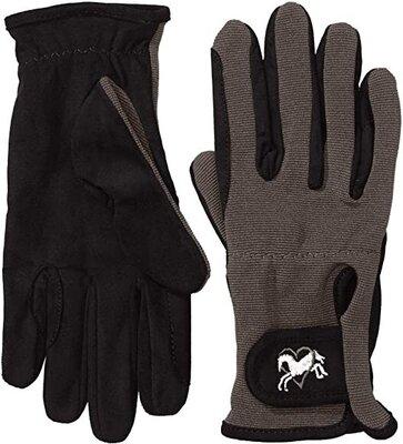 Перчатки для конного спорта верховой езды выездка конкур