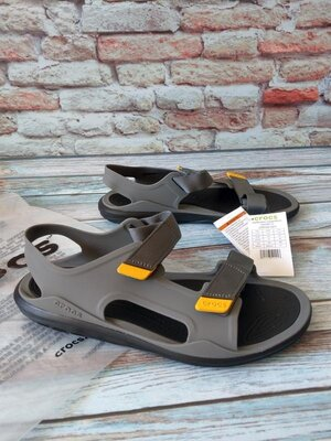 Сандалии crocs men's swiftwater expedition sandal м10