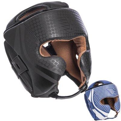 Шлем боксерский в мексиканском стиле кожаный Velo 2225 шлем для бокса размер M-XL