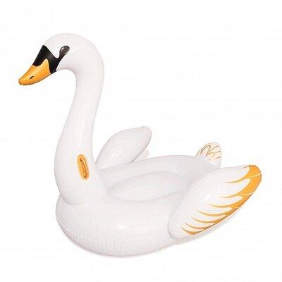 Надувной плотик Лебедь Bestway 41120 с ручками