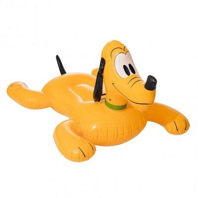 Детский надувной плотик Собачка Bestway 91074 с ремкомплектом