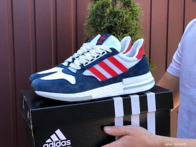 Мужские кроссовки 10483 Adidas Zx 500 Rm